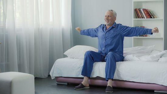 高齢者のマットレス