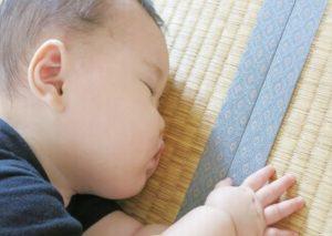 畳マット赤ちゃん