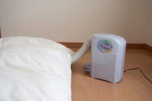 布団乾燥機はマットレスに使える?